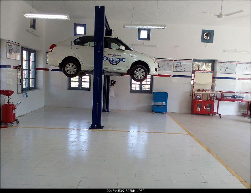 Maruti to train 2100 youth annually in car service and repair-17376571195_60fe94649b_k.jpg