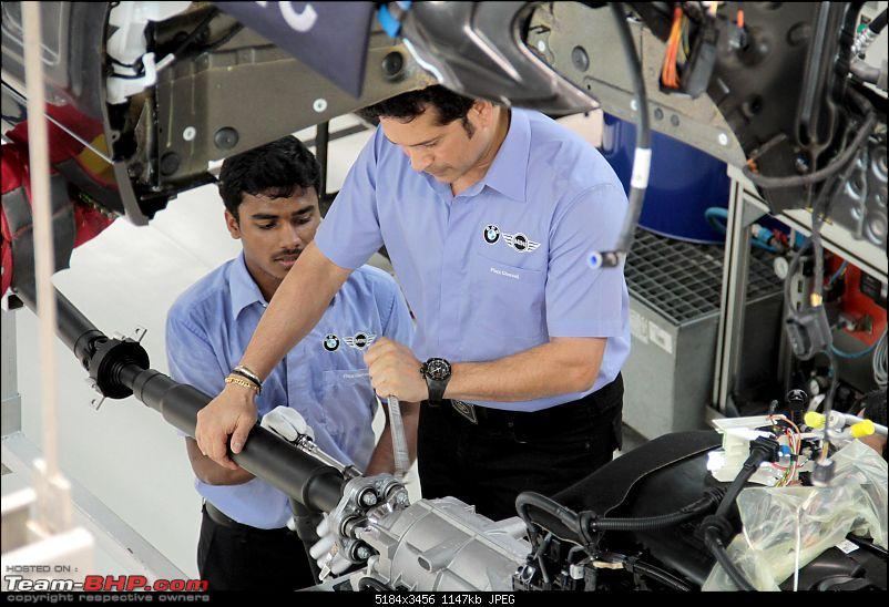 BMW increases level of localisation at Chennai plant to 50%-04a-sachin-making-bmw-bmw-plant-chennai.jpg