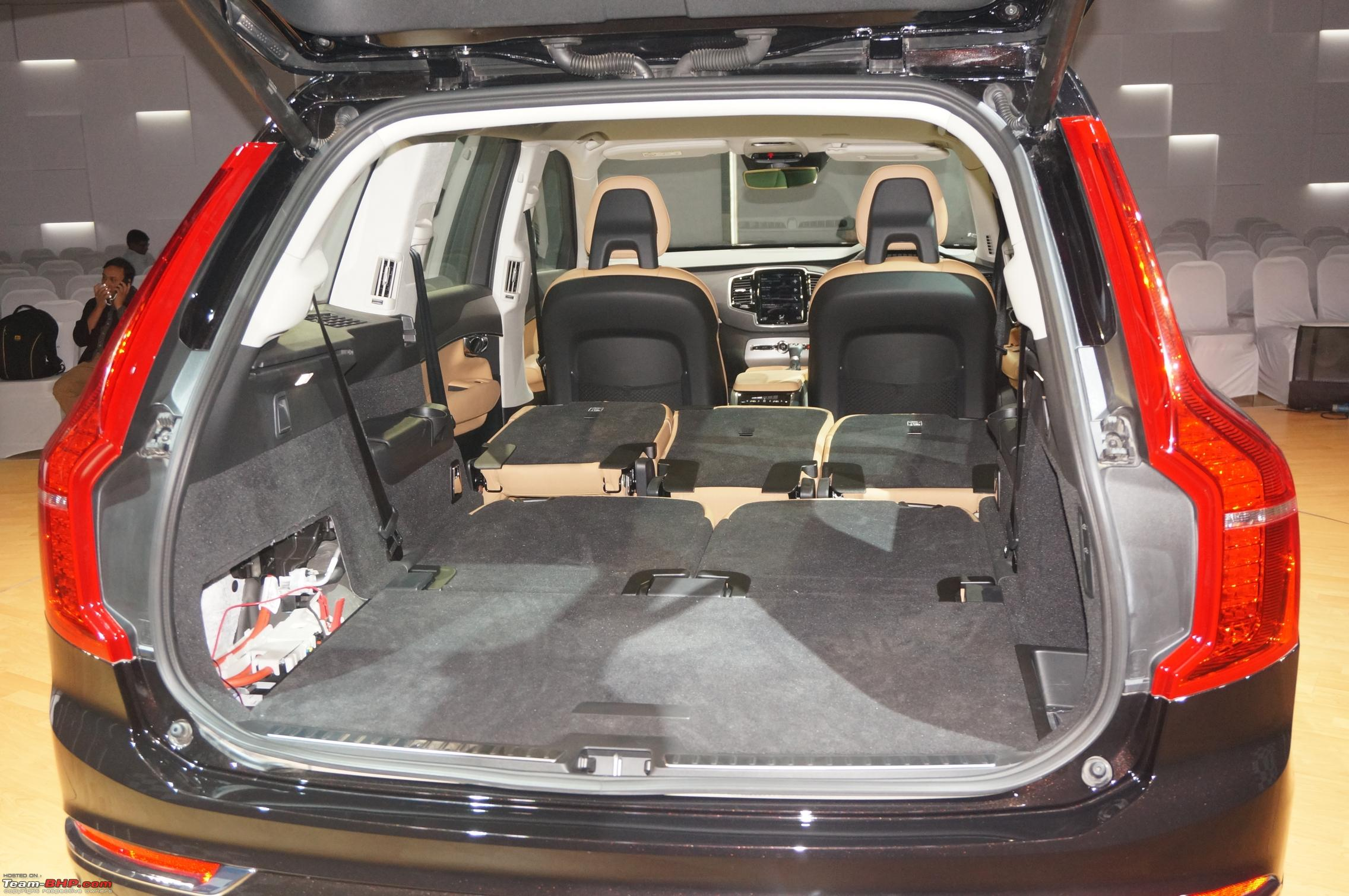 volvo xc90 launched in india at rs 64 9 lakhs team bhp. Black Bedroom Furniture Sets. Home Design Ideas