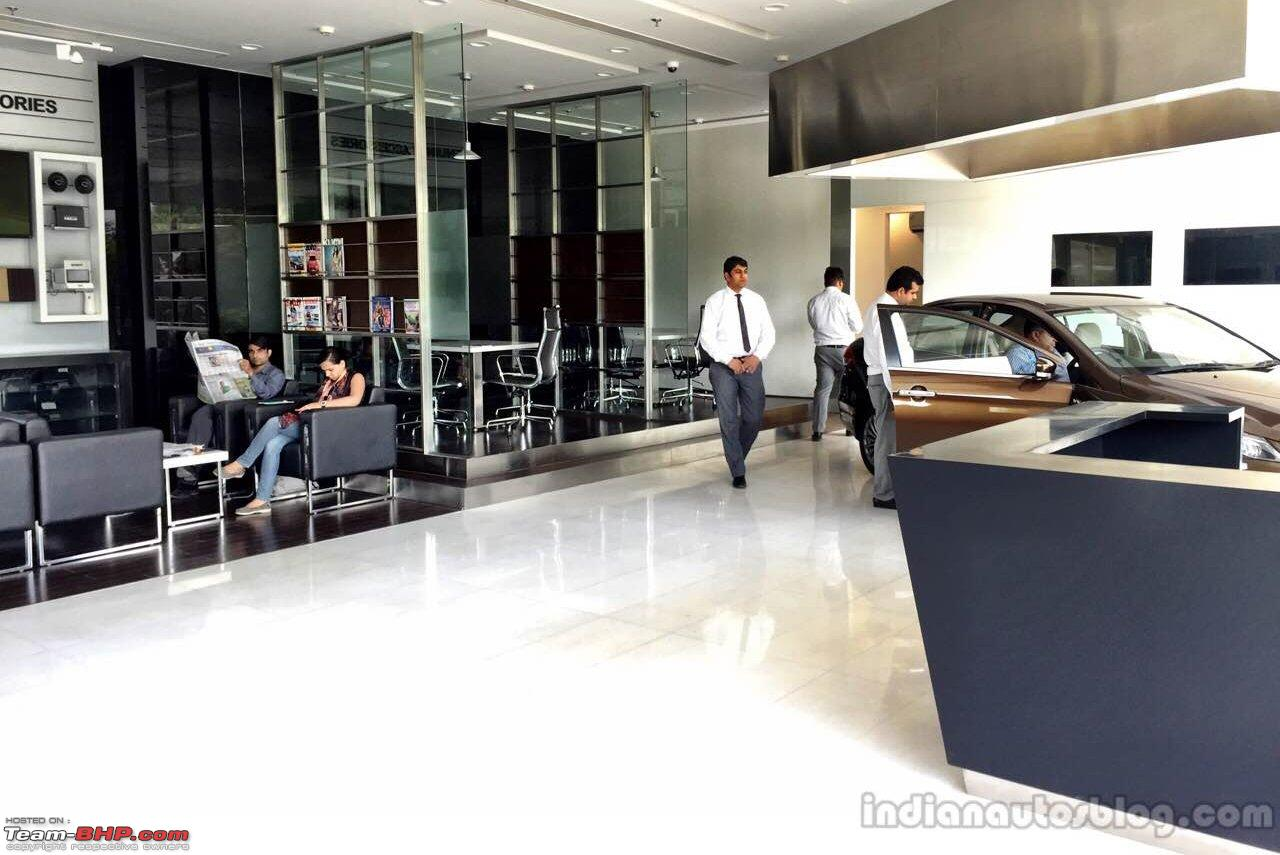 Suzuki Car Dealership >> Maruti opens NEXA dealerships for premium cars - Page 12 - Team-BHP
