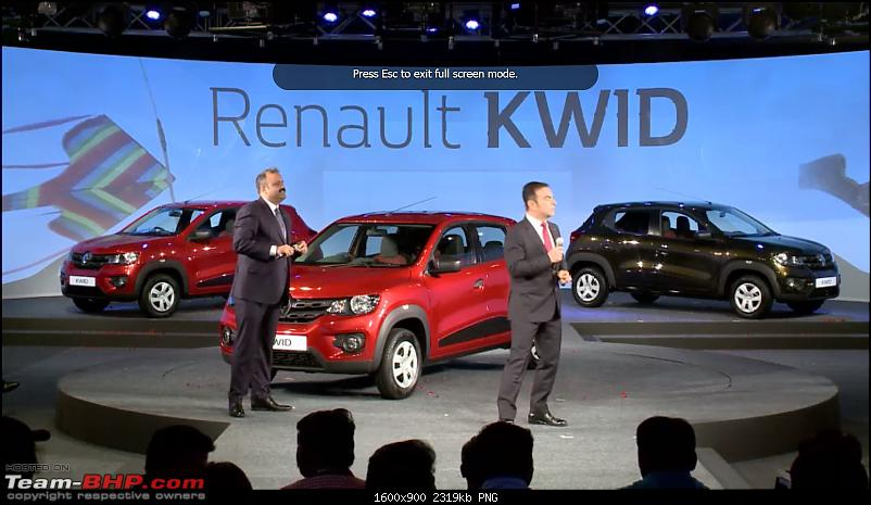 Renault's Kwid entry level hatchback unveiled EDIT: Now launched at Rs. 2.57 lakhs!-kwid-2.png