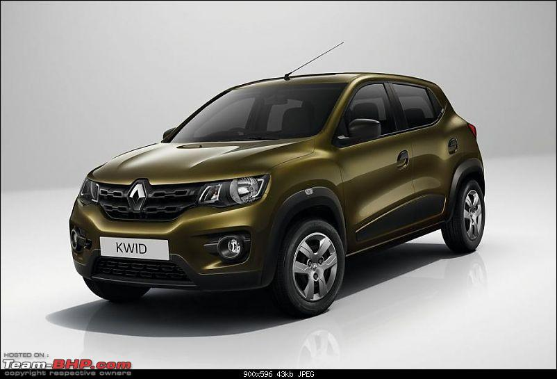 Renault's Kwid entry level hatchback unveiled EDIT: Now launched at Rs. 2.57 lakhs!-img20150520wa0003.jpg
