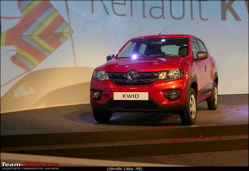 Renault's Kwid entry level hatchback unveiled EDIT: Now launched at Rs. 2.57 lakhs!-renaultkwid01.jpg