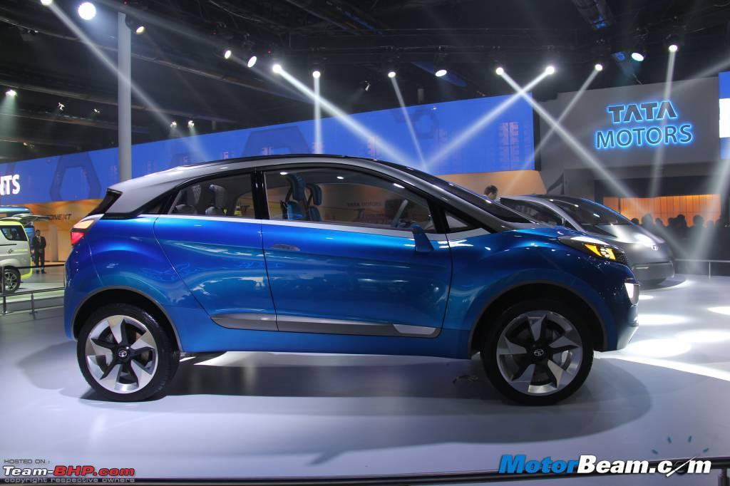 Rumour Tata Developing Premium Hatchback Codenamed Quot X451