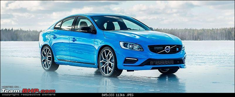 Volvo to launch 300 BHP S60 T6 petrol in July 2015 EDIT: Now launched at Rs. 42 lakhs-volvo_s60_polestar_polestar_hero.jpg