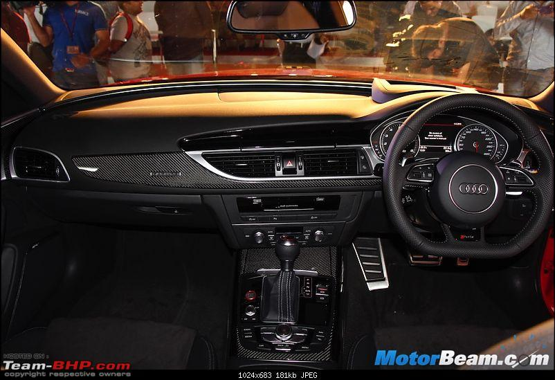 2015 Audi RS6 Avant to be launched in India on June 4, 2015-audirs6avantlaunchinteriors.jpg