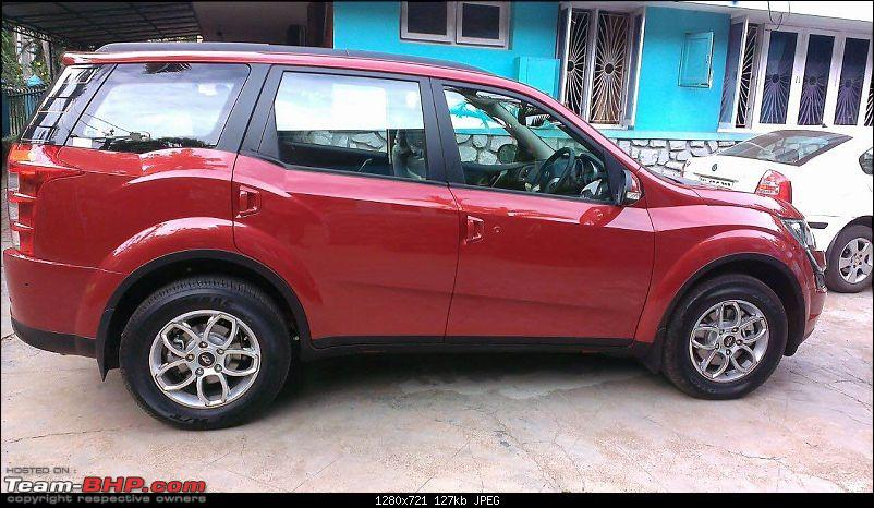 Mahindra XUV500 facelift revealed in spy shots EDIT: Now launched at Rs. 11.21 lakh-img_3380.jpg
