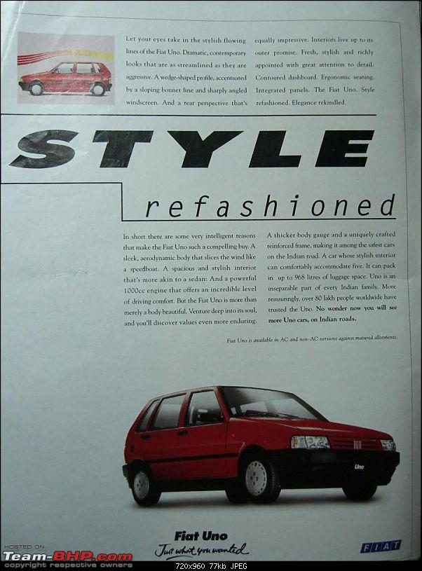 Ads from the '90s - The decade that changed the Indian automotive industry-uno.jpg