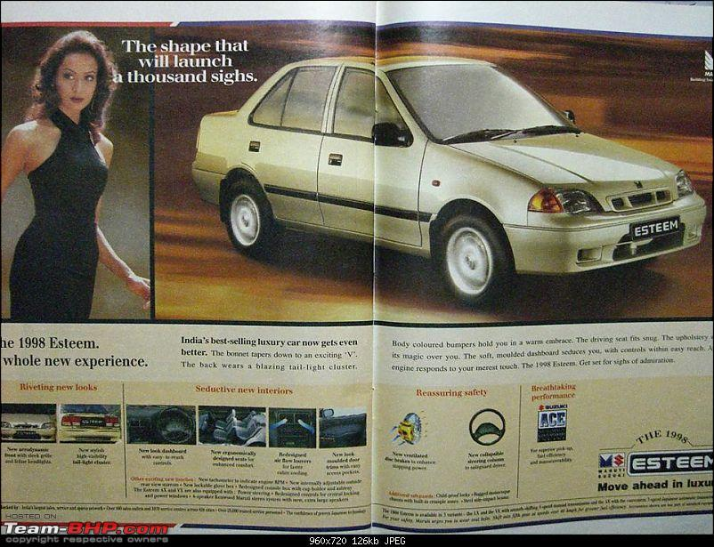 Ads from the '90s - The decade that changed the Indian automotive industry-esteem.jpg