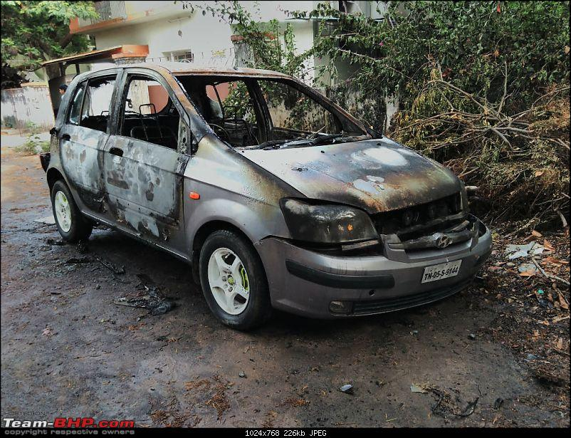 Accidents : Vehicles catching Fire in India-img_20150504_064109.jpg