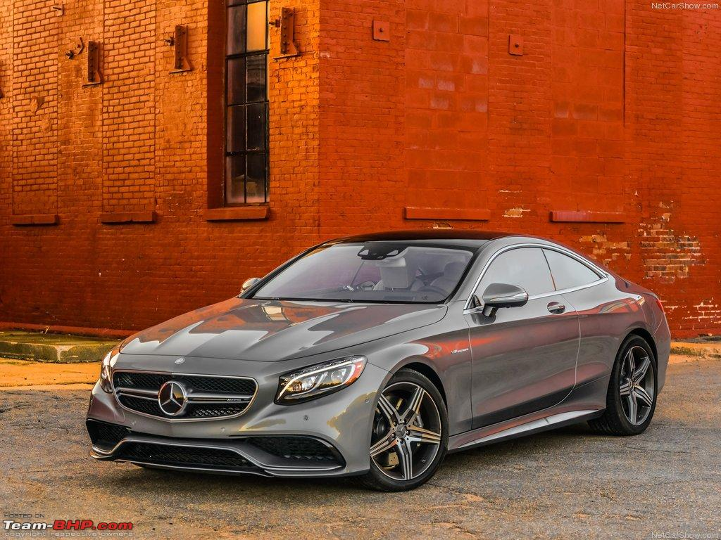 mercedes imports s63 amg coupe what 39 s cooking team bhp. Black Bedroom Furniture Sets. Home Design Ideas