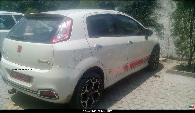 Scoop - Fiat Punto Evo T-Jet coming up!-1.jpg
