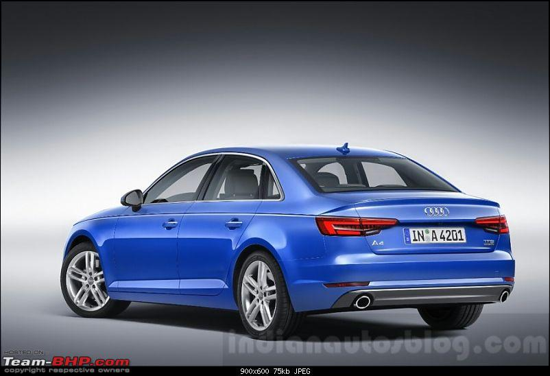 Scoop! Next-generation Audi A4 caught testing in India-2016audia4profilepressshots900x600.jpg