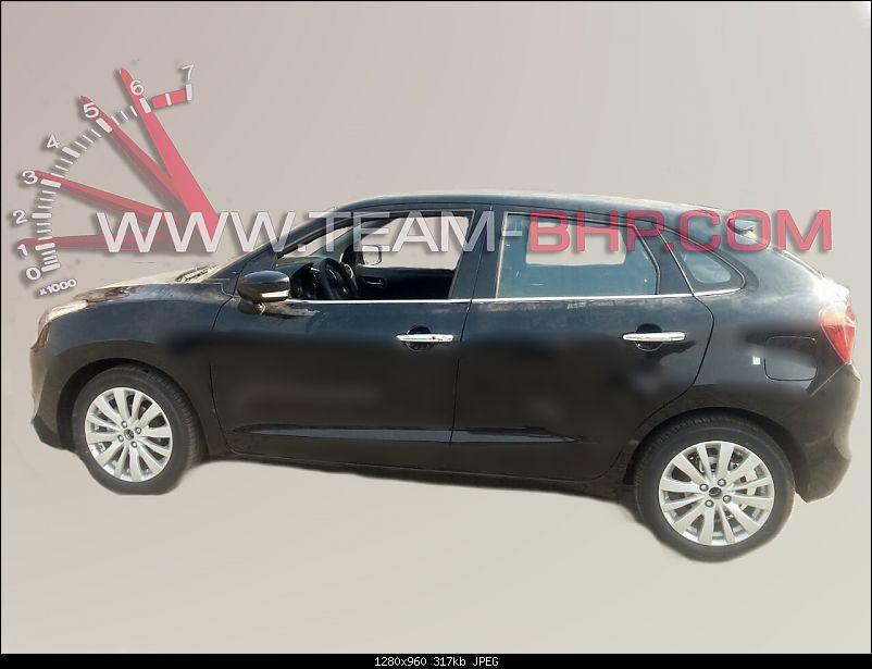 Team-BHP Scoop Pics! Maruti YRA / Fronx Hatchback, uncamouflaged!-2.jpg