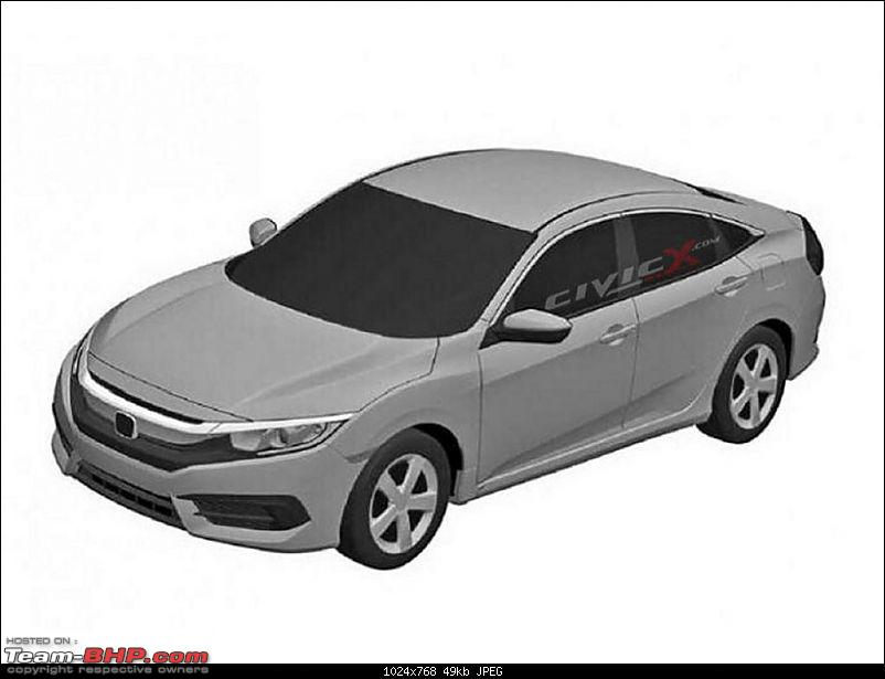 Honda may postpone launch of new Civic, discontinue Accord in India-2016hondacivicsedan1.jpg