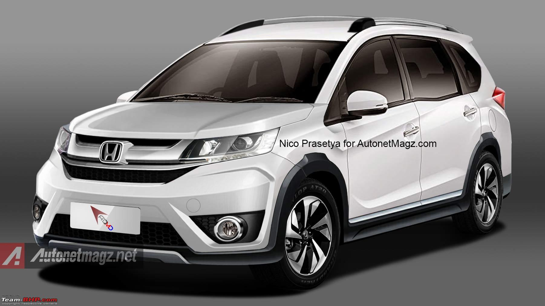 Honda To Develop Brio Based Compact Suv Page 6 Team Bhp
