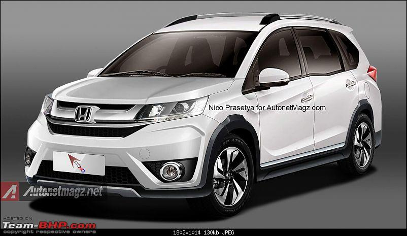 Honda to develop Brio-based compact SUV-hondabrvrender.jpg