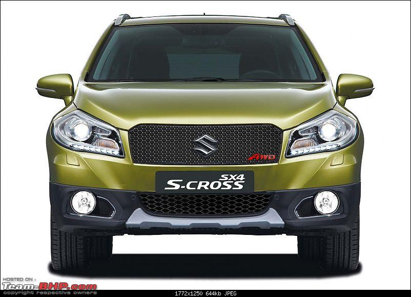 The Maruti S-Cross. (Details released: Page 38)-scross5.jpg