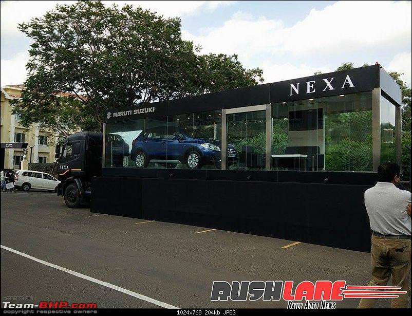 Maruti opens NEXA dealerships for premium cars-marutinexapremiumoutlet4.jpg