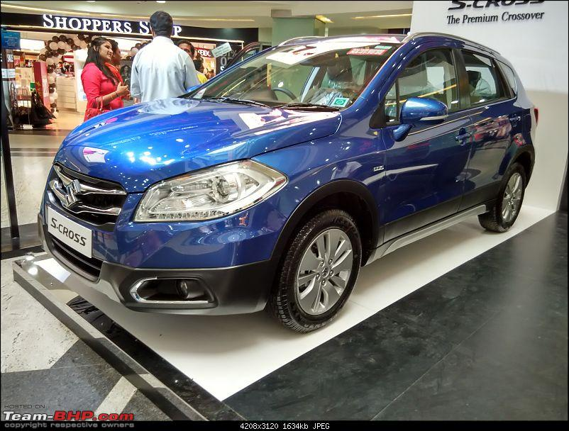 The Maruti S-Cross. (Details released: Page 38)-img_20150710_143544_hdr.jpg