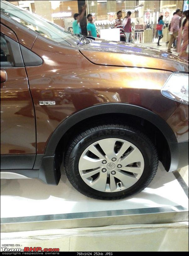 The Maruti S-Cross. (Details released: Page 38)-5.jpg