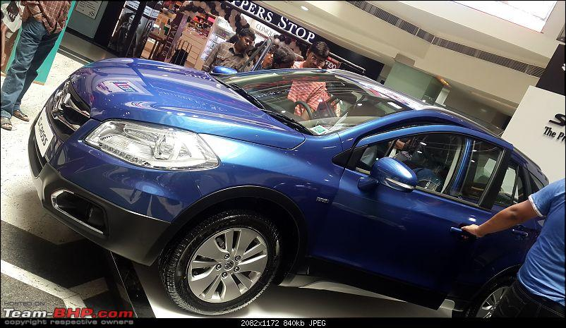 The Maruti S-Cross. (Details released: Page 38)-20150712_120107.jpg