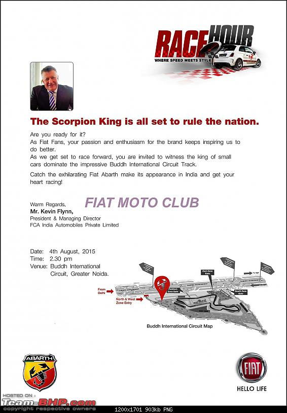 Fiat Abarth 595 Competizione revealed on Fiat India's website-invite.png