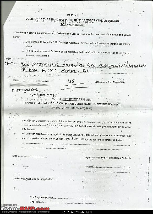 Vehicle transferred to new state, registration number still of old state. Now what?-scan2.jpg