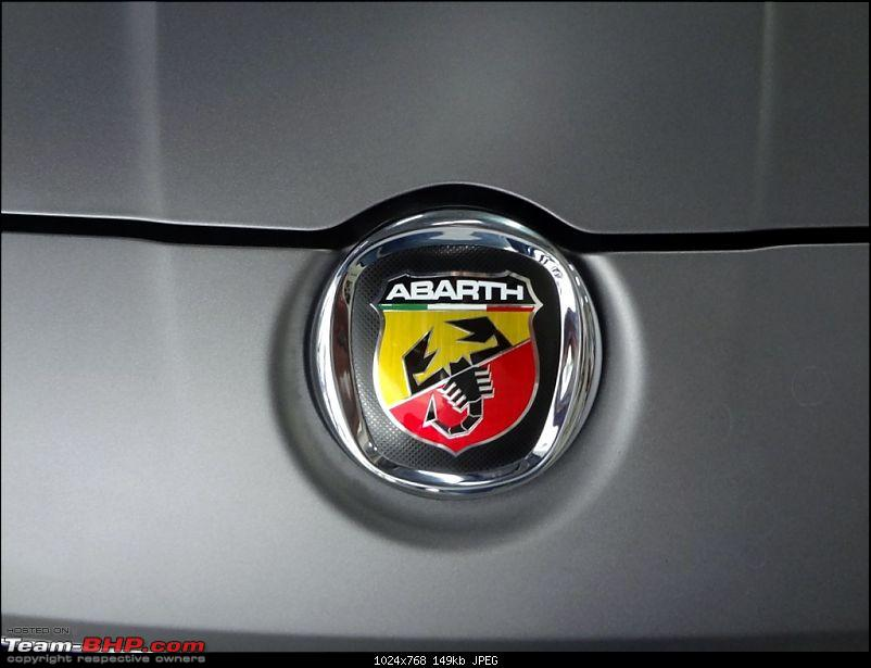 A Close Look: Fiat Punto Abarth. EDIT: Now launched at Rs. 9.95 lakhs!-img-5.jpg