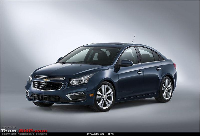 Rumour: Chevrolet Cruze to get MyLink infotainment system in October-cruze.jpg