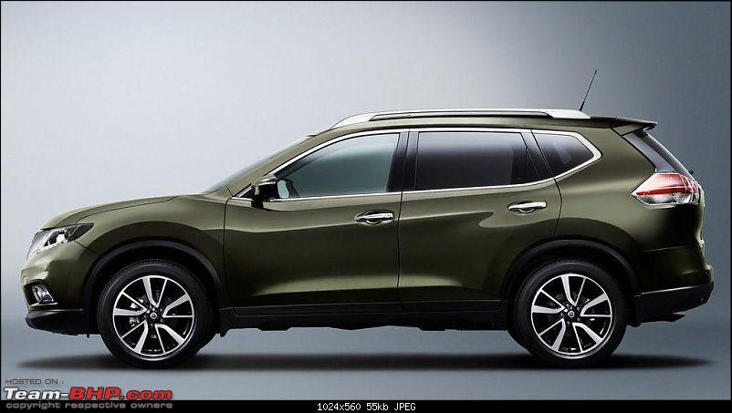 Rumour: Nissan to launch new X-Trail. EDIT: Launch postponed to 2016 Auto Expo-xt3.jpg