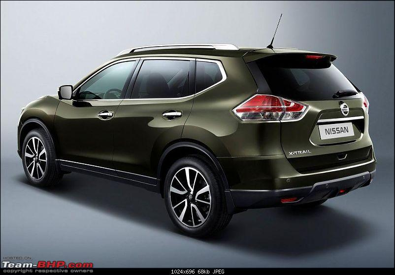 Rumour: Nissan to launch new X-Trail. EDIT: Launch postponed to 2016 Auto Expo-xt4.jpg