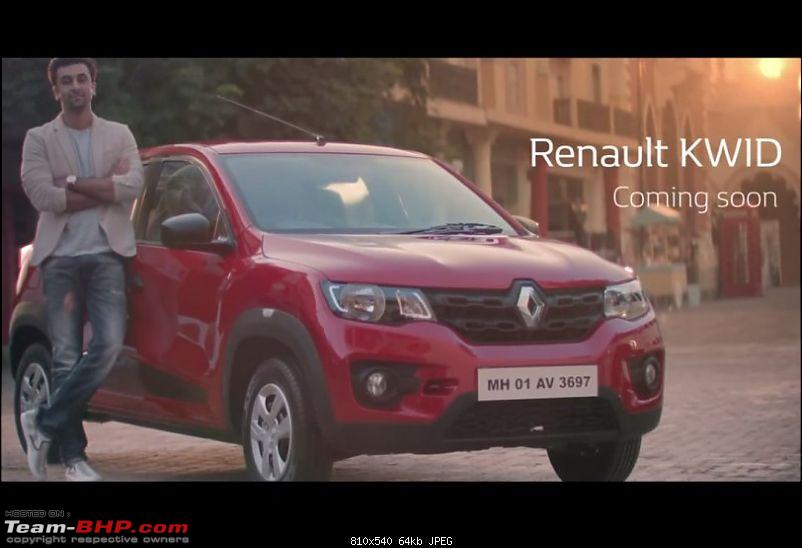 Renault's Kwid entry level hatchback unveiled EDIT: Now launched at Rs. 2.57 lakhs!-renaultkwidteasedintvc810x540.jpg