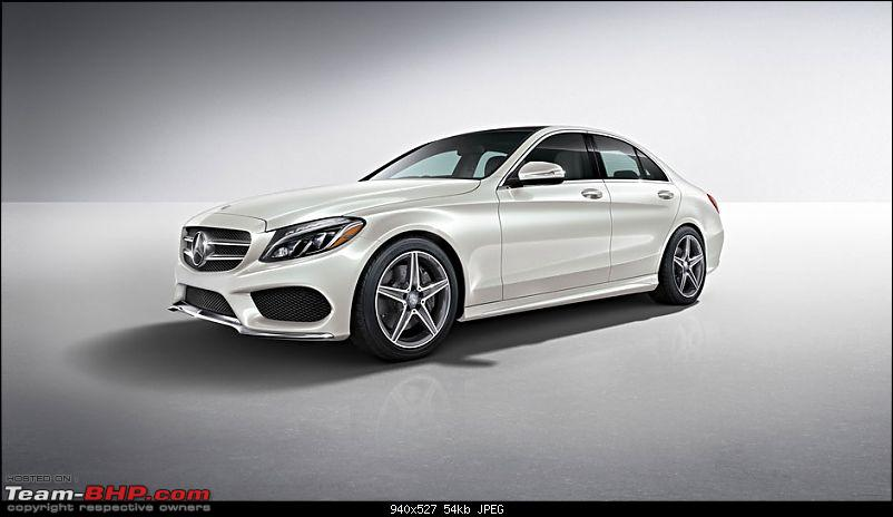 Mercedes-AMG C 63 S to be launched on 3rd September, 2015-c1.jpg