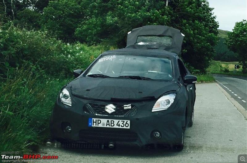 Team-BHP Scoop Pics! Maruti YRA / Fronx Hatchback, uncamouflaged!-suzukiik2spy01_0.jpg