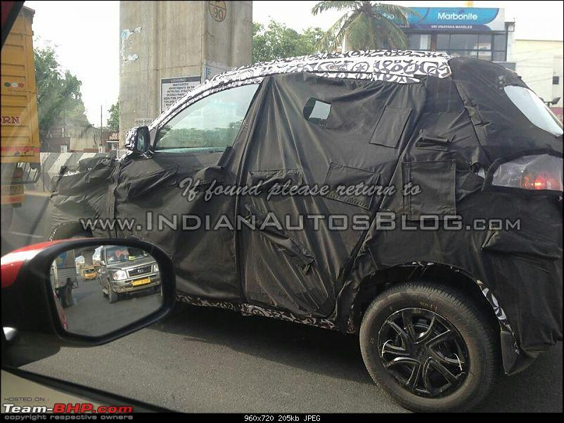 Scoop Pic! Mahindra's S101 Mini-SUV spotted-mahindras101spiediabreaderside.jpg