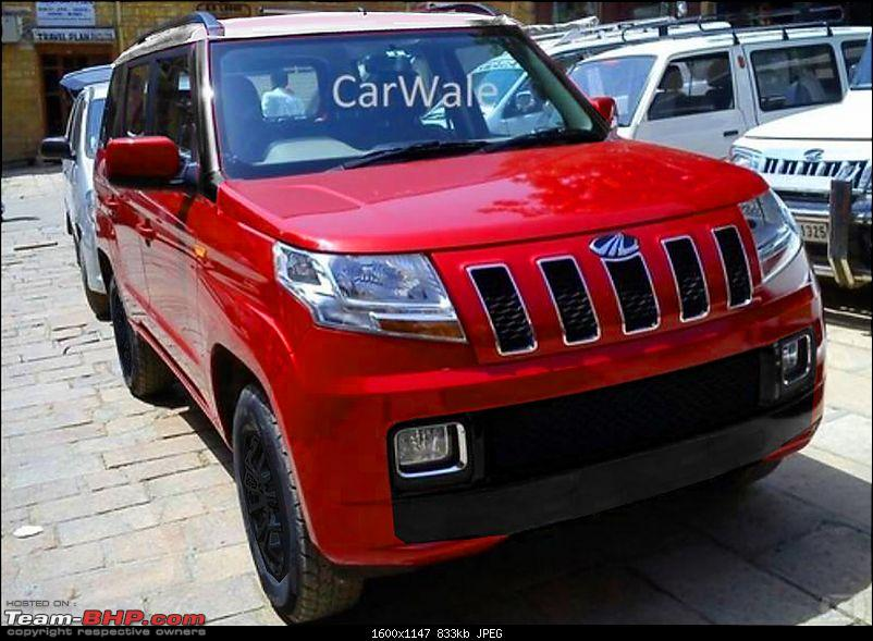 Next-generation Mahindra Bolero? NAMED: Mahindra TUV300!  EDIT: Now launched at Rs. 6.90 lakhs-tuv1.jpg