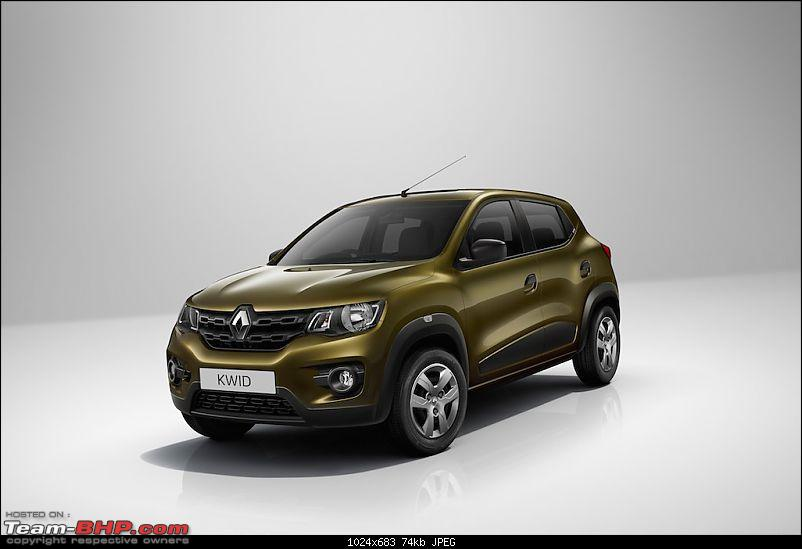 Renault's Kwid entry level hatchback unveiled EDIT: Now launched at Rs. 2.57 lakhs!-renaultkwidsmallcar.jpg