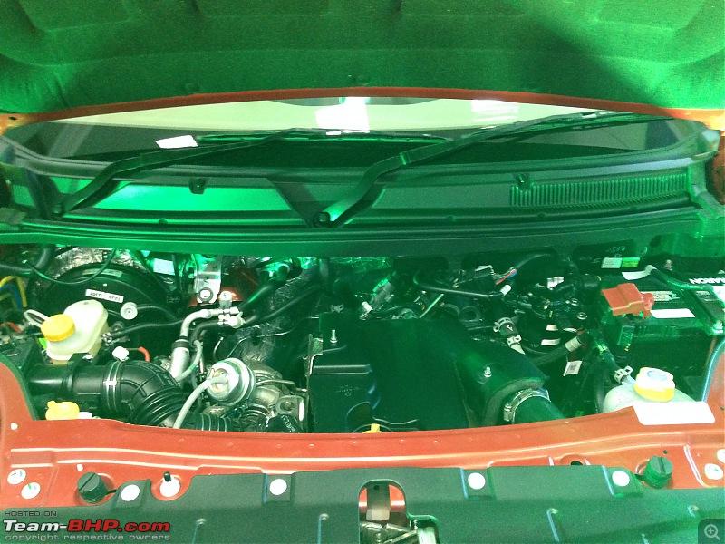 Next-generation Mahindra Bolero? NAMED: Mahindra TUV300!  EDIT: Now launched at Rs. 6.90 lakhs-img_5058.jpg