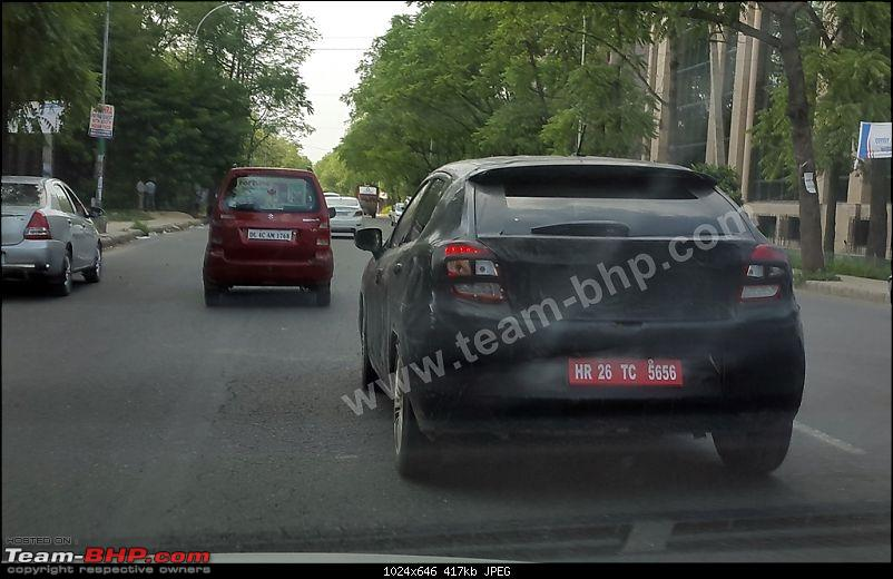 Next-gen Suzuki Baleno (YRA) unveiled. EDIT: Now launched at Rs. 4.99 lakhs-3.jpg