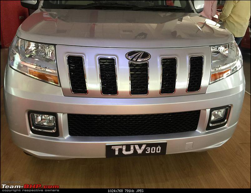 Next-generation Mahindra Bolero? NAMED: Mahindra TUV300!  EDIT: Now launched at Rs. 6.90 lakhs-imageuploadedbyteambhp1443349207.590602.jpg