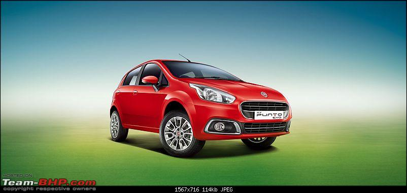 A Close Look: Fiat Punto Abarth. EDIT: Now launched at Rs. 9.95 lakhs!-puntocarousel.jpg