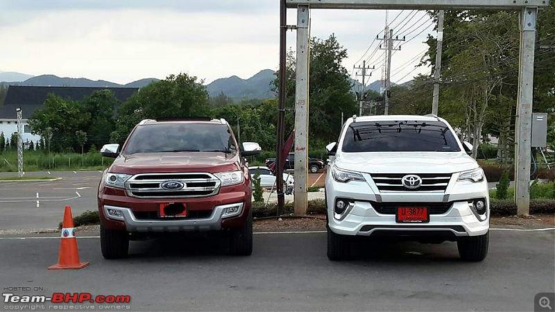 New Toyota Fortuner caught on test in Thailand-2016toyotafortunervs2016fordendeavourfrontinimages_2.jpg