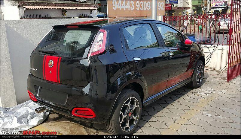 A Close Look: Fiat Punto Abarth. EDIT: Now launched at Rs. 9.95 lakhs!-img20151011wa0018.jpg