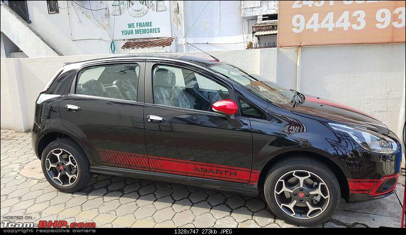 A Close Look: Fiat Punto Abarth. EDIT: Now launched at Rs. 9.95 lakhs!-img20151011wa0019.jpg