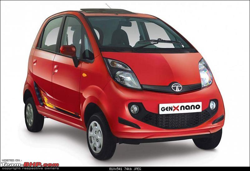 October 2015: Tata Motors launches Celebration Editions for entire range-tatagenxnanocelebrationedition810x541.jpg