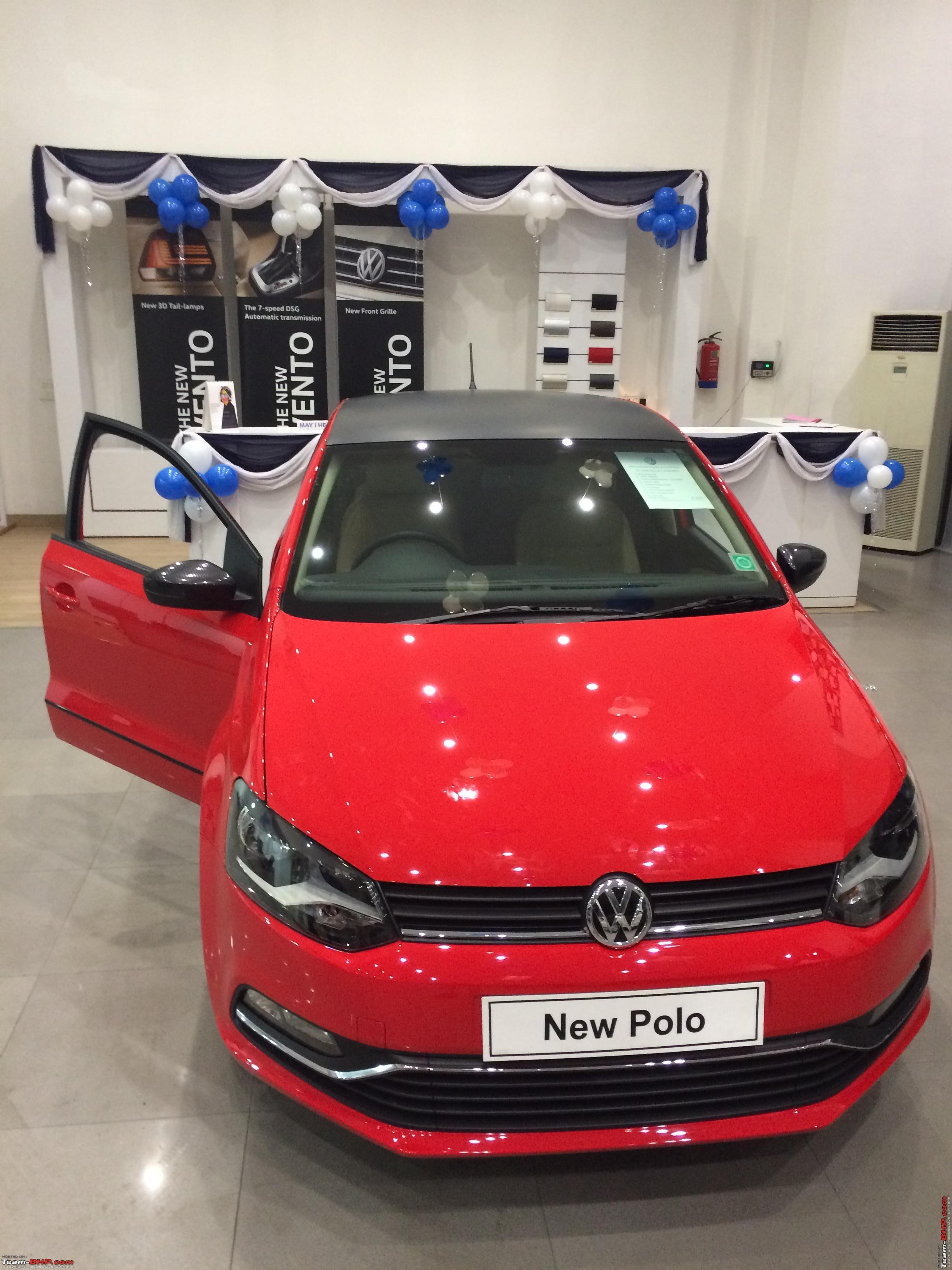 Vw Polo Exquisite Amp Vento Highline Plus Editions Coming Up Edit Launched Page 2 Team Bhp