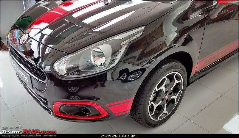 A Close Look: Fiat Punto Abarth. EDIT: Now launched at Rs. 9.95 lakhs!-img_20151022_114459119_hdr.jpg