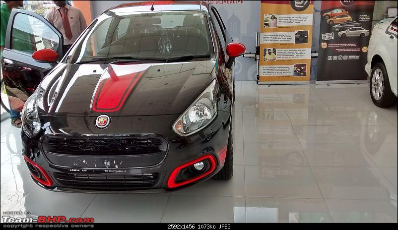 A Close Look: Fiat Punto Abarth. EDIT: Now launched at Rs. 9.95 lakhs!-img_20151022_114809569_hdr.jpg