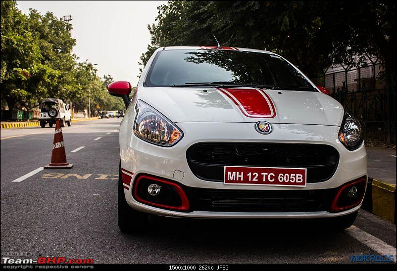 A Close Look: Fiat Punto Abarth. EDIT: Now launched at Rs. 9.95 lakhs!-fiatabarthpunto4.jpg